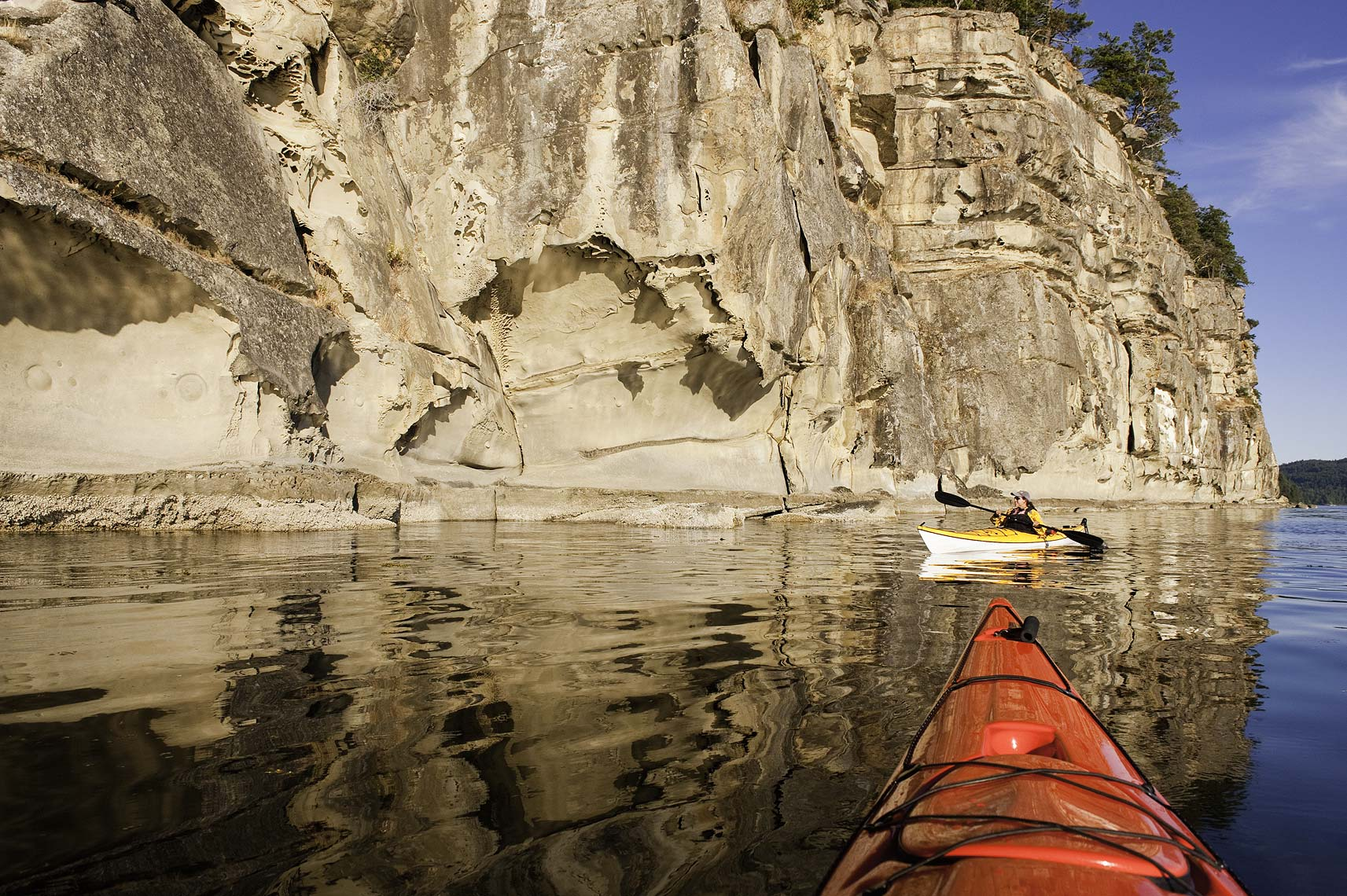 sea kayaking Valdez Island
